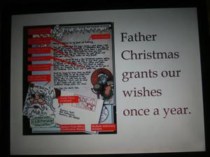 "December 18th - ""Christmas bonus"""